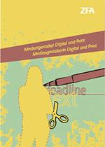 Infoschrift zum Beruf Mediengestalter/-in
